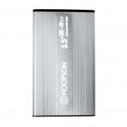 Case Para HD 3,5 Hoopson Sata USB 2.0 Preto CHD-003 30093