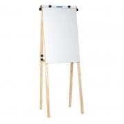 Cavalete Stalo Para Flip Chart Compactline Madeira 8412 16313