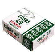 Clips 4/0 Aço Niquelado 50 Un 9.12.11.15-3 ACC 10465