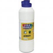 Cola Branca 500Gr Acrilex Escolar 2850 17974