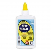 Cola Branca 90Gr New Magic 10679