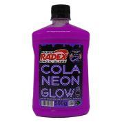 Cola Slime Radex Glow Neon Roxa 500G 7309 28759
