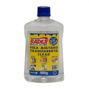 Cola Slime Radex Magic Clear Multiuso Asuper 500G 7068 28755