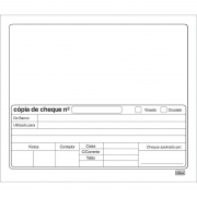 Copia de Cheque Branco 152625 Tilibra 01671