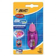 Corretivo em Fita Micro Tape Twist 4,2Mmx8M Bic 06632