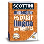 Dicionario Scottini Portugues 60 Milvb 1133780 28060