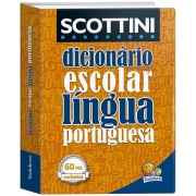 Dicionario Scottini Portugues 60 Milvb Capa PVC 1151835 28059