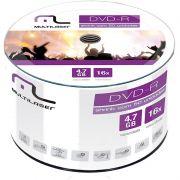 DVD-R 4.7gb 16x Tudo Com 50 Un. Multilaser 24517