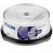 DVD+R Elgin 8,5 Gb 120 Min Cake Com 25 Un. 82108/82095 12191