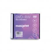 Dvd-Rw  4.7 Gb Slim / 120 Min 16X 502018 Maxprint 32333
