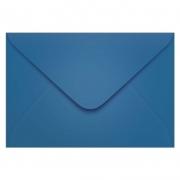 Envelope Colorido Scrity Grécia / Azul Royal 114X162Mm 80G Com 10 Un CCP8 20319