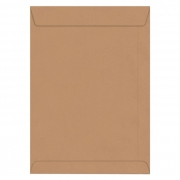Envelope Saco Kraft 24 185X248Mm 80G Com 100 Un. Scrity 20308