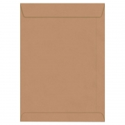 Envelope Scrity Saco Kraft 47 370X470Mm 80G Com 100 Un Skn347 11214