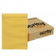 Envelope Scrity Saco Ouro 176X250Mm 80G Com 100 Un Sko325 07721