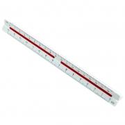 Escalimetro Mini Trident 15cm Me15B 17054