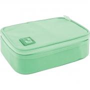 Estojo Box Academie Verde Tilibra 307084 16394