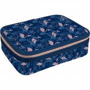 Estojo Box Tilibra Academie Flamingo 317292 29492