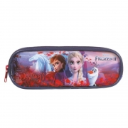 Estojo Duplo Dermiwil Frozen II Soft Easy PVC 37377 28745