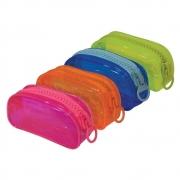 Estojo Escolar DAC Color Bubble Neon Cores Sortidas E191 28452