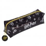 Estojo Escolar DAC Harry Potter Medio Pvc 2975 28470