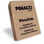 Etiqueta Pimaco 149X48 1 Coluna Com 3.000 Un 14948-1C 00432