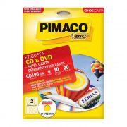 Etiqueta Pimaco CdPPly Glossy - Cd10G 07473