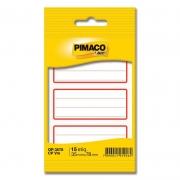 Etiqueta Pimaco Com Pauta OP-3578 14656