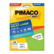 Etiqueta Pimaco Inkjet + Laser - A5Q-3348 06874