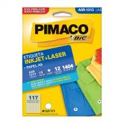 Etiqueta Pimaco Inkjet + Laser - A5R1313 02201