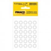 Etiqueta Pimaco Reforço Plástico Op-2233 14785
