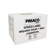 Etiqueta Pimaco Speed Label Carta 25,4X66,7 1.000 Fls Com 30.000 Un Sl61080 09208