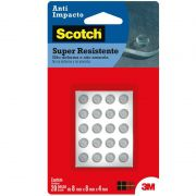 Protetor 3M Scotch Anti-Impacto - Redondo P 26028