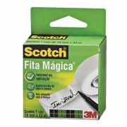 Fita Mágica Scotch® 19 mm x 33 m 01499