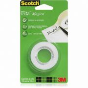 Fita Magica 3M 810 Scotch 19mm X 20m 25821