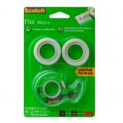 Fita Mágica 3M Scotch 12mm X 10m 27201