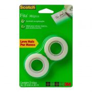 Fita Mágica 3M Scotch 19mm X 20m 27195