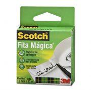 Fita Mágica Scotch® 12 mm x 33 m 01515