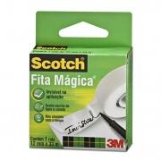 Fita Mágica Scotch® 12 mm x 33 m 01515