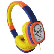 Fone Headphone Cartoon Infantil P2 Kid HP302 OEX 25400