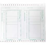 Formulário Agaprint 3 Vias LAB-04 Sem Bloqueio Caixa Com 2000 Jgs Carbono 2200400 27251