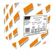 Formulário Agaprint 80C 2 Vias Branco Autocop Copyform Caixa Com 1500 Jgs 2200058 27257