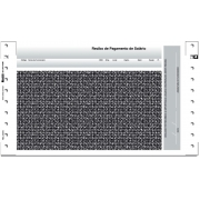 Formulário Chies Lab-04 3V Com Bloqueio Caixa Com 2000Jogos Autocop Ref.1761 30276