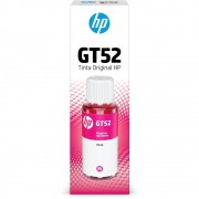 Garrafa de Tinta HP GT52 Magenta Original (M0H55AL) 24350