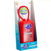 Gel Antisséptico Hi Clean Holder Cartucho - Extrato de Rosas 70ml 27429