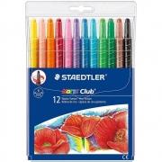 Giz de Cera Retratil Staedtler Twist 12 Cores 221 Nwp12 14408
