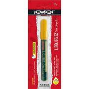 Giz Liquido Newpen Amarelo Aureolin Pastel 4,5mm 05.721 28500