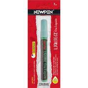 Giz Liquido Newpen Verde Aqua Marine Pastel 4,5mm 05.723 28502