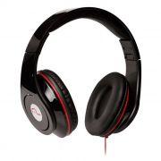Fone Headphone Monster Ph074 Preto Multilaser 19022