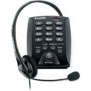 Headset Elgin Com Fone de Cabeça Com Saida Para Gravação HST6000 19284