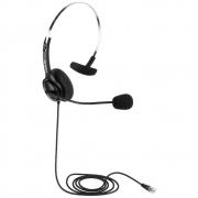 Headset Monoauricular Intelbras Chs 40 Rj9 4010040 29757